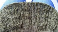 Подборка интересных узоров для вязания спицами